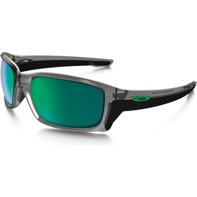 Oakley Straightlink Gafas, grey ink/jade iridium